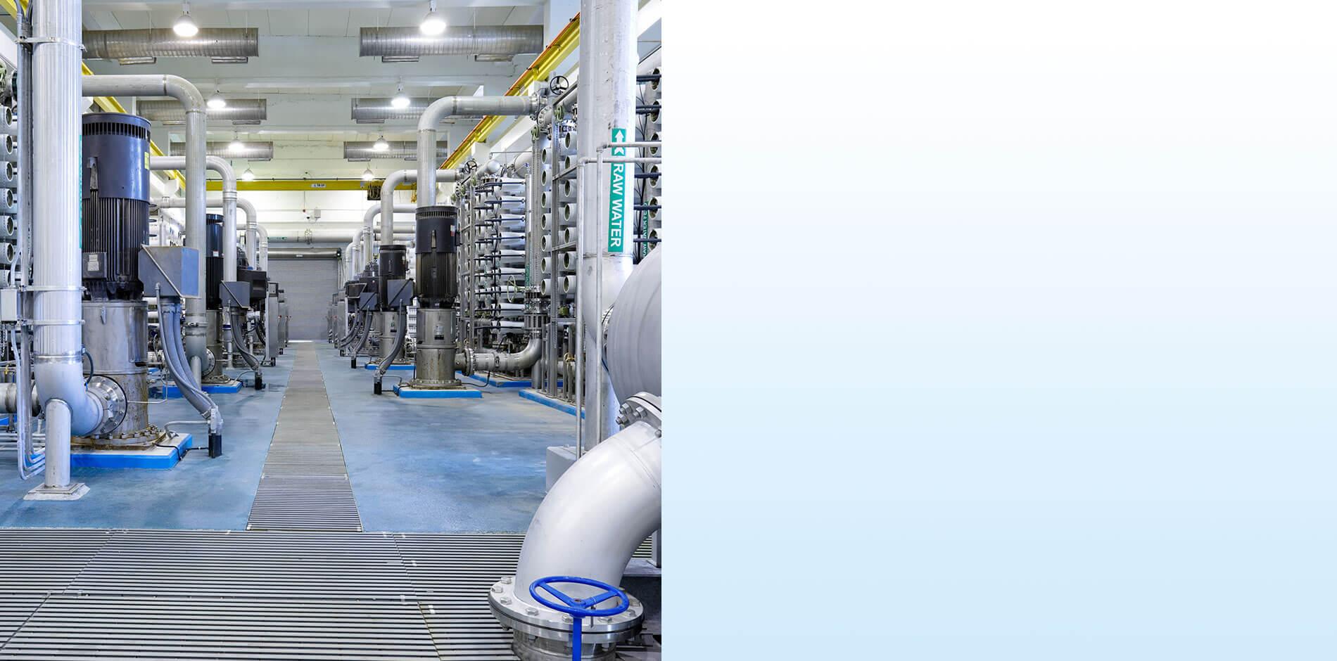 Eficiencia en Energía y Agua: Desalinización de agua de mar